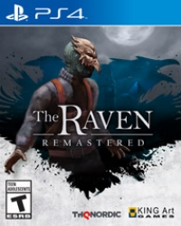 Raven, The : Remastered Box Art
