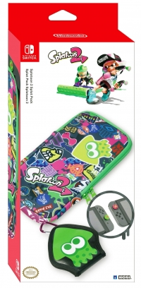 Splatoon 2 Splat Pack - Nintendo Switch Accessories - VGCollect