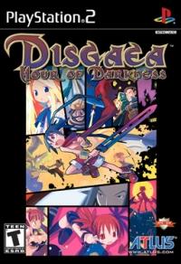 Disgaea: Hour of Darkness Box Art