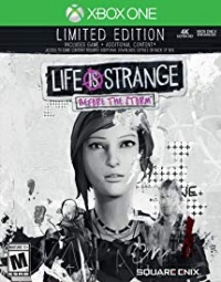 Life Is Strange: Before the Storm Limited Edition Box Art