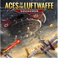 Aces of the Luftwaffe - Squadron Box Art