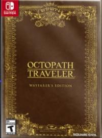 Octopath Traveler - Wayfarer's Edition Box Art