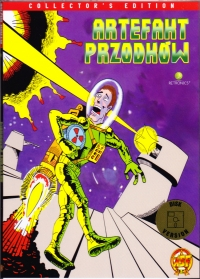 Artefakt Przodków - Collector's Edition Box Art