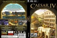 Caesar IV Box Art