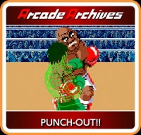 Arcade Archives PUNCH-OUT!! Box Art