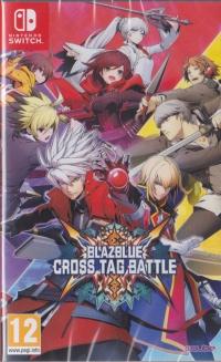 BlazBlue: Cross Tag Battle [UK][ES][IT] Box Art