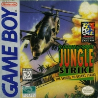Jungle Strike: The Sequel to Desert Strike Box Art