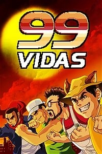 99Vidas Box Art