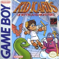 Kid Icarus: Of Myths and Monsters Box Art