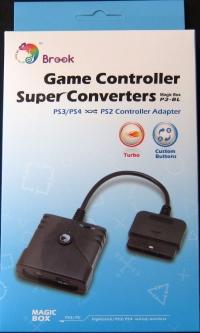Brook Game Controller Super Converters Magic Box P2-BL Box Art