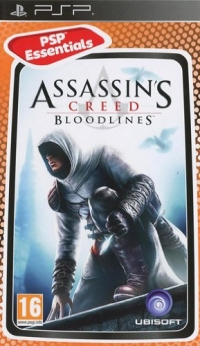 Assassin's Creed: Bloodlines - PSP Essentials Box Art