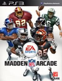 Madden NFL Arcade Box Art