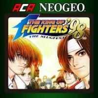 ACA NEOGEO The King of Fighters 98 Box Art