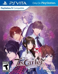 7'scarlet Box Art