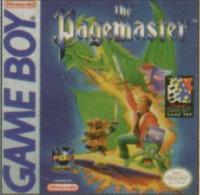 Pagemaster, The Box Art