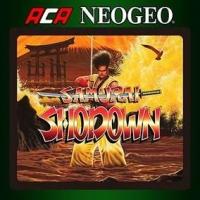 ACA NEOGEO Samurai Shodown Box Art