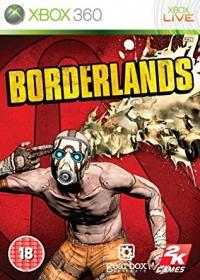 Borderlands [UK] Box Art