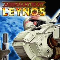 Assault Suit Leynos Box Art
