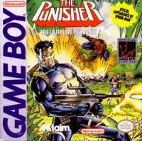 Punisher, The: The Ultimate Payback Box Art