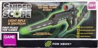 GAME Sniper Scope: Light Rifle & Shotgun Box Art