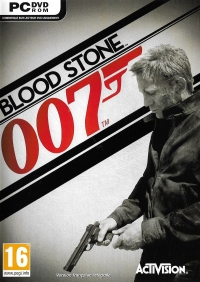 007: Blood Stone [FR] Box Art