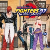 King of Fighters '97 Global Match, The Box Art