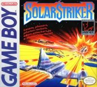 Solar Striker Box Art