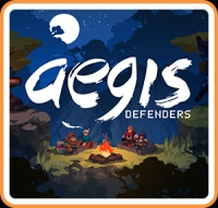 Aegis Defenders Box Art