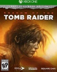 Shadow of the Tomb Raider - Croft Edition Box Art
