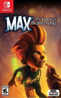 Max : The Curse of Brotherhood Box Art