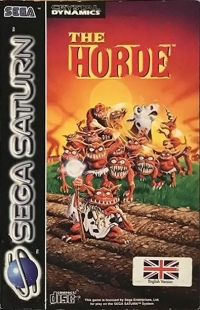 Horde, The Box Art