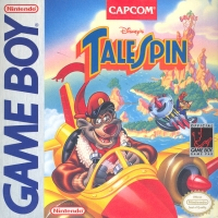 Disney's TaleSpin Box Art