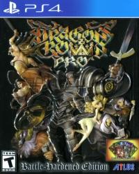 Dragon's Crown Pro - Battle Hardened Edition Box Art