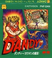 Dandy: Zeuon No Fukkatsu Box Art