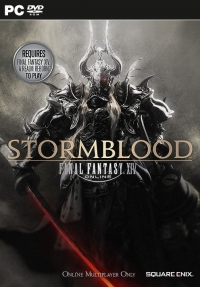 Final Fantasy XIV: Stormblood - Collector's Edition Box Art