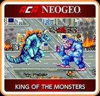 ACA NeoGeo: King of the Monsters Box Art