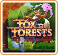 Fox n Forests Box Art