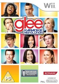 Karaoke Revolution Glee Box Art