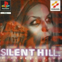 Silent Hill: Playable Demo Box Art
