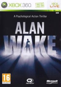 Alan Wake [DK][FI][NO][SE] Box Art