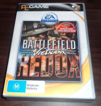 Battlefield: Vietnam redux Box Art