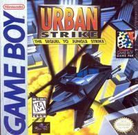 Urban Strike: The Sequel to Jungle Strike Box Art