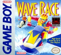 Wave Race Box Art