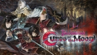 Bloodstained: Curse of the Moon Box Art