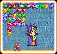 ACA NeoGeo: Magical Drop II Box Art