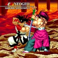 ACA NeoGeo: Samurai Shodown II Box Art
