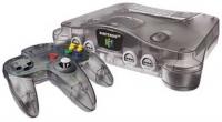 Nintendo 64 - Smoke Gray Box Art