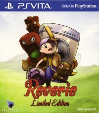 Reverie - Limited Edition Box Art