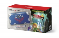 New Nintendo 2DS XL - Hylian Shield Edition [NA] Box Art