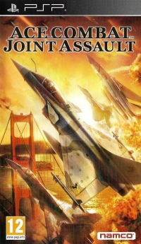 Ace Combat: Joint Assault [FR] Box Art